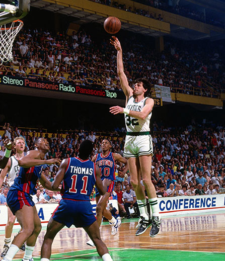Kevin McHale - Celtics Basketball Hall of Fame | Naples All Star Events - Naples, Florida