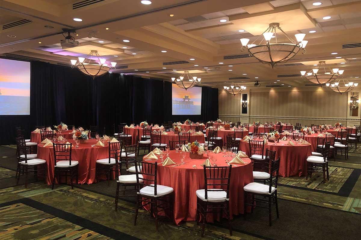 Hilton Royal Palm Ballroom   Naples All Star Events - Naples, Florida