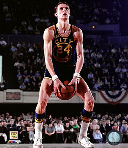 Rick Barry - Basketball Hall of Fame | Naples All Star Events - Naples, Florida